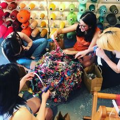 The London Loom (@thelondonloom) • Instagram photos and videos Mollie Makes, Traditional Art, Teaching Kids, Loom, Awards, Scrap, Photo And Video, Videos, Creative