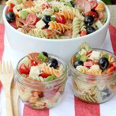 Pasta Salad 7
