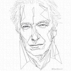 Alan Rickman by VanBor