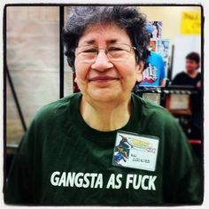 Old Folks In Funny Shirts Will Make You Laugh Really Hard http://aplus.com/a/old-people-wearing-funny-shirts
