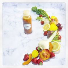 Sweeten up. . Golden beetroot, strawberry, peach, fennel, lemon, turmeric. . £4.50. Fennel, Juices, Turmeric, Strawberry, Lemon, Peach, Photo And Video, Instagram