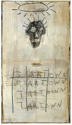 View Untitled by Jean-Michel Basquiat on artnet. Browse upcoming and past auction lots by Jean-Michel Basquiat. Jm Basquiat, Jean Michel Basquiat Art, Basquiat Artist, Keith Haring, Henri Matisse, Willem De Kooning, Franz Kline, Illustrations, Illustration Art