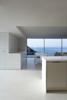 Haus am Berg von den Fran Silvestre Architekten - klonblog 014 cliff house