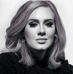 Adele 25 Adele Love Adele Hair Adele Music Adele Makeup Adele
