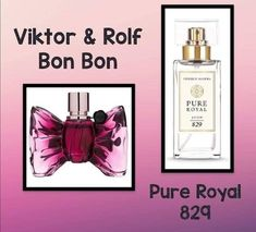 Pure Royal - This is one of our new Fragrances that has come out. Inspired by Viktor Rolf Bon Bon Message - Fm Cosmetics, Cosmetics & Perfume, Viktor & Rolf, Perfume Organization, Perfume Quotes, Best Fragrances, After Shave Balm, Best Perfume, Trends