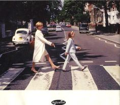 # Parent Trap - Classic recreation of Abbey Road album cover in The Parent Trap 90s Movies, Iconic Movies, Series Movies, Classic Movies, Good Movies, Movie Tv, Movies Showing, Movies And Tv Shows, Parent Trap Movie