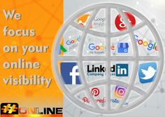 Do you want to increase your Company's sales? It's important to have an online presence, your clients can not find your services or products if you are not visible on social media and online. Hashtag-Online focus on your social media and online marke D Company, Tag Online, Online Marketing Agency, Hashtags, Social Media, Website, Google, Social Networks, Social Media Tips