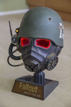 Fallout helmet by martin.a4