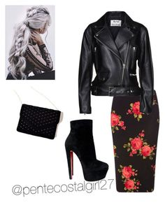Untitled #62 by pentecostalgirl27 on Polyvore featuring polyvore, fashion, style, Acne Studios, Dorothy Perkins, Christian Louboutin and clothing