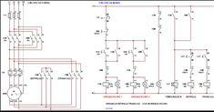 7 Ideas De Plans Eetrcs Arranque Esquemas Electricos Triangulos