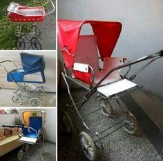 kočíky Retro, Baby Strollers, Cooking, Children, Strollers, Beds, Kids Wagon, Baby Prams, Kitchen
