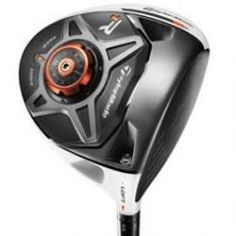 TaylorMade R1 Driver can be tuned to fit tour pros and amateurs alike.  More golf at http://www.storegolfsale.com