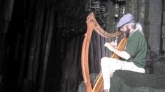 Air by Fingal played inside Fingal's cave