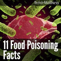 How does #food get contaminated? Why do only some people get sick after eating contaminated food? Get 11 common food poisoning questions answered. #health