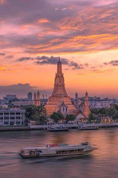 Thailand Destinations, Bangkok, Paris Skyline, Travel, Viajes, Trips, Tourism, Traveling
