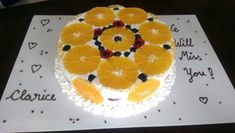 This is a cool refreshing summer cake. Recipe originates from my country - Romania. The cake is called Tort Diplomat and it can be made with other fruits as well. The cream in this cake has a mousse like texture and it is very light and fluffy. Big Bubbles, Lemon Extract, Summer Cakes, Heavy Whipping Cream, Cake Board, Orange Slices, Serving Size, Mousse