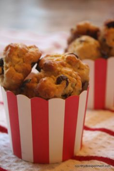 Country Life Experiment: {Recipe} Cranberry And Macadamia Cookies