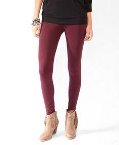 Essential Knit Legging   FOREVER21 - 2078967345