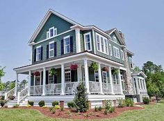 Plan 30018RT: Award-Winning Farmhouse Plan