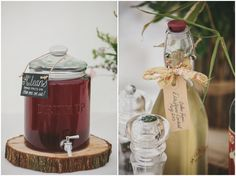 Nikki & Will // Homespun Wedding