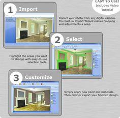 Delightful HGTV Instant Makeover | HGTV Software Online Makeover, Hgtv, Tiny House,  Software,