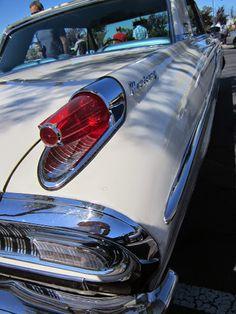 1962 Mercury S-55  Beautiful detail.