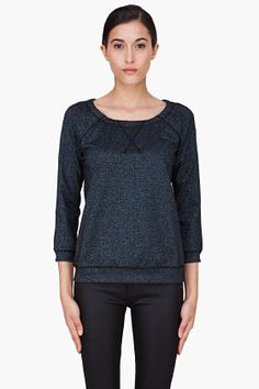 Marc By Marc Jacobs Sparkling Blue Delaunay Sweater for Women
