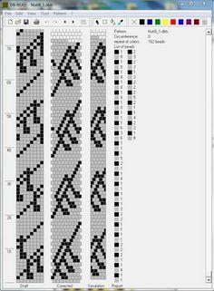 BeadedCrochet_GeometricSchemes - Mariam Nahapetyan - Picasa Web Albums