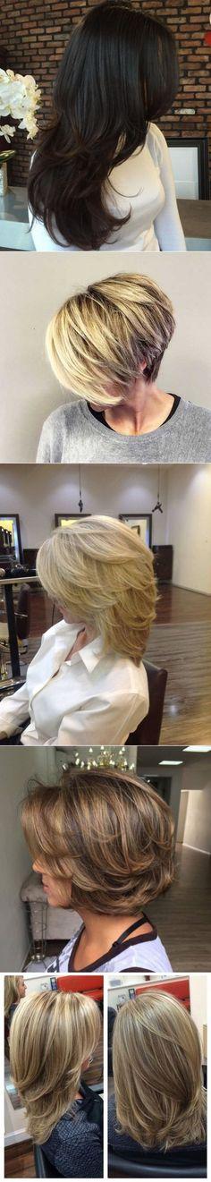 Модный каскад 2017 — стрижка, которая добавляет волосам 100% объема