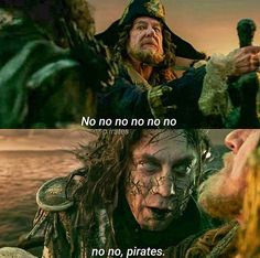 When u and ur friends want to watch a movie but u want to watch pirates of the caribbean lol