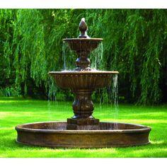 Massarelli Florentine fountain w/pool 3686 FREE SHIPPING!