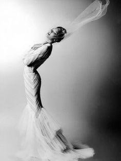 Candice Swanepoel, Karl Lagerfeld