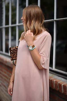 Navy Grace Blog by Camilla Thurman // A Fashion and Lifestyle blog: Blush Ruffles (Maternity Style)