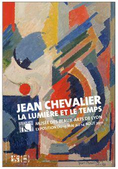 Exposition Jean Chevalier, la lumière et le temps, du 13 mai au 14 août 2011