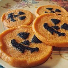 Pillsbury Halloween Cookies, Halloween Cookie Recipes, Halloween Sugar Cookies, Halloween Treats, Halloween Post, Halloween Stuff, Happy Halloween, Sweet Memories, Cute Cakes