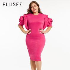 Dresses Ambitious Pink Queen 2019 Elegant Summer Women Bodycon Office Ladies Dress Casual Slim Print Flowers Pencil Dresses Female Curve Dress