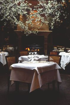 From Clos Maggiore to J Sheekey, take inspiration for a romantic rendezvous from Vogue's best date-night restaurants