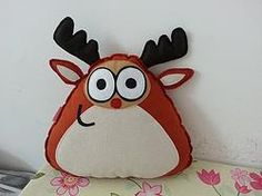 Handmade Pou App Pou Reindeer Plush Pillow http://www.rbitencourtusa.com/#!product/prd1/2700466891/handmade-pou-app-pou-reindeer-pillow $24.95 | #christmas #rudolf #rudolftherednosedreindeer #winter #santa #comics #games #game #android #iphone #videogame #cartoons #technophile #shutterbug #gamer #realestate #residentialproperties #news #celebrity #musiclover #tvlover #movielover #financialservices #investmentservices #forsale