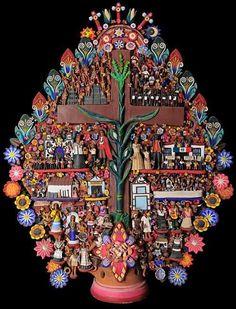 Arbol de la vida - http://www.inah.gob.mx/paseos/arboldelavida/Arbol_de_la_vida.html: