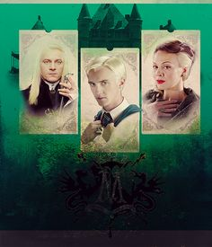 Must admit, I LOVE the picture of Narcissa here !