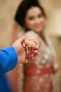 Bride hand in grooms hand Indian Engagement Photos, Indian Wedding Pictures, Indian Wedding Poses, Indian Wedding Couple Photography, Wedding Picture Poses, Bridal Photography, Photography Ideas, Engagement Ring Photography, Engagement Photo Poses