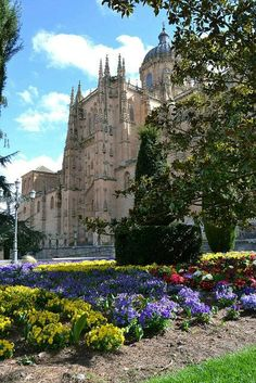 La Catedral de Salamanca España