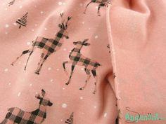 Jersey   Hirsch   Altrosa   STANDARD 100 by OEKO-TEX® - Stoffe,Schnittmuster, Nähzubehör und Nähmaschinen, 11,95 € Stag And Doe, Dusty Pink, Fabrics, Sewing Patterns, Clothing