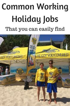 Common Working Holiday Jobs / Working Holiday Tips / Working Holiday Canada / Working holiday Australia / Working Holiday Ideas / Working Holiday Fun / Working Holiday Budget Jobs Australia, Work In Australia, Australia Travel, Holiday Jobs, Holiday Fun, Holiday Ideas, Packing Tips For Travel, Budget Travel, Become A Travel Agent