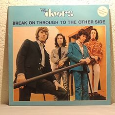 Break On Through To The Other Side - Germany 1987 - Do It-Records – 001