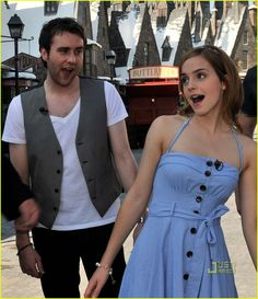 Emma and Matthew. LOL
