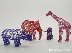 Digital Safari  by xyzworkshop,3D models for sale