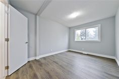 Spare bedroom, lots of natural light. Diamond Realty & Associates Ltd. Selling Real Estate, Home Buying, Open House, Natural Light, Tile Floor, This Is Us, Bedroom, Diamond, Tile Flooring