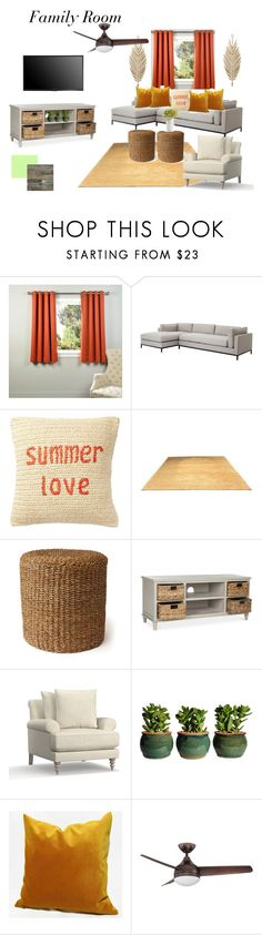 fam by ajohmson on Polyvore featuring interior, interiors, interior design, дом, home decor, interior decorating, Pottery Barn, Napa Home & Garden and Nordstrom Rack