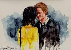 How I met you mother - Barney+Robin by ~MeghannSnow on deviantART